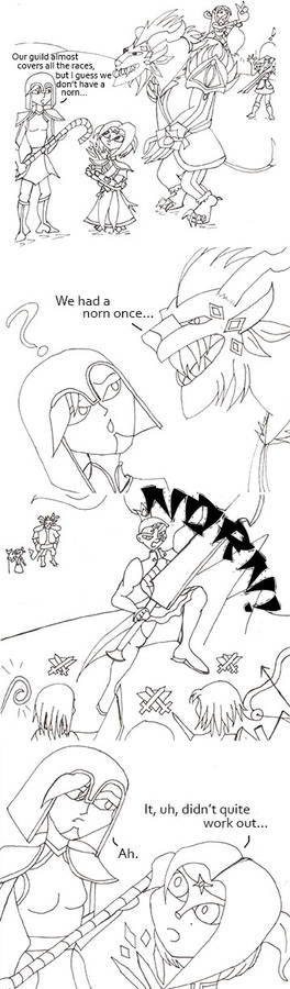 SLI 01: The Legend of Bearwolf Von Raven
