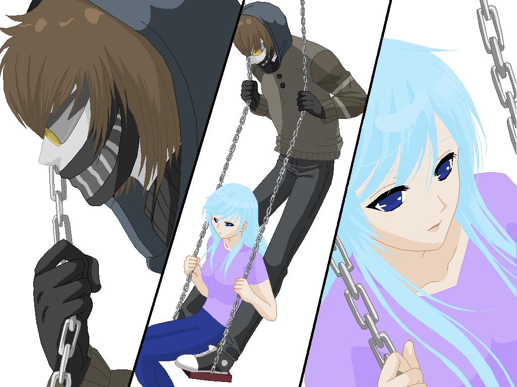 Ticci Toby and Dryden by animefan71 on DeviantArt