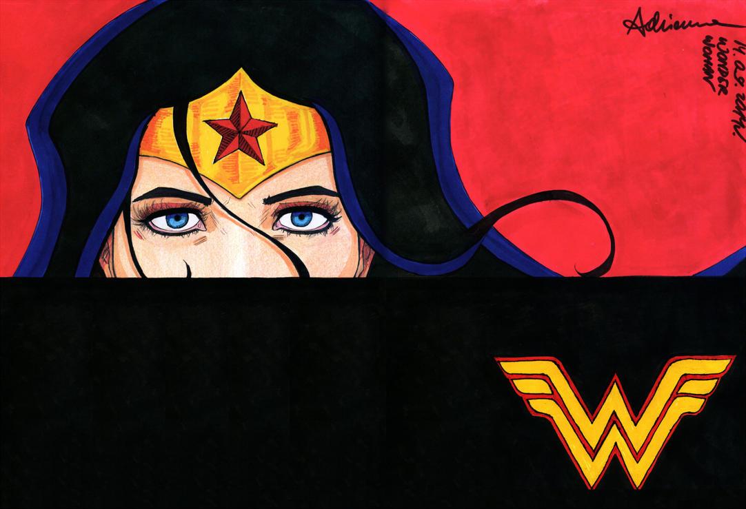 2014 09 14 Wonderwoman by Ada93