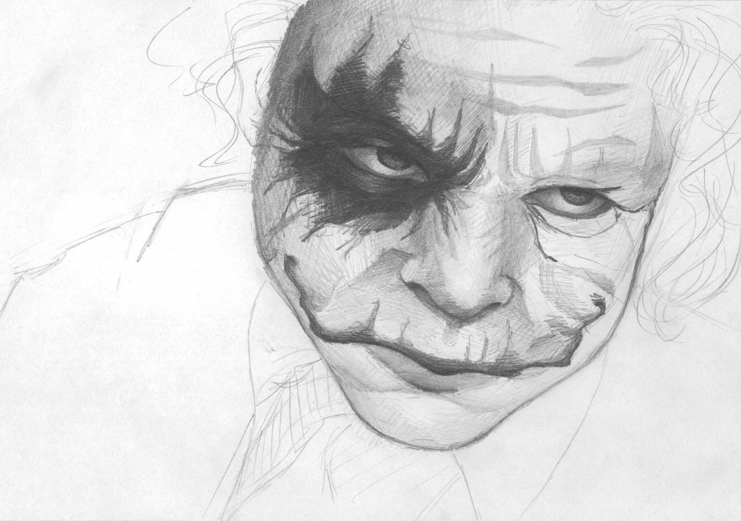 Joker by Ada93