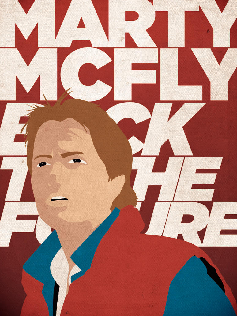 Marty McFly by Morillas