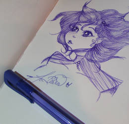 Pen Challenge - Here I am