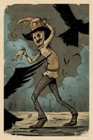 Scarecrow by DaveBardin