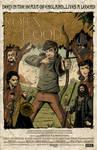 BBC Robin Hood Movie Poster
