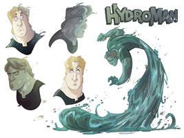 Hydroman by DaveBardin