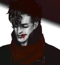 lipstick by Daniel-de-Chaos