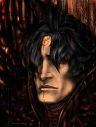 Melkor by Daniel-de-Chaos