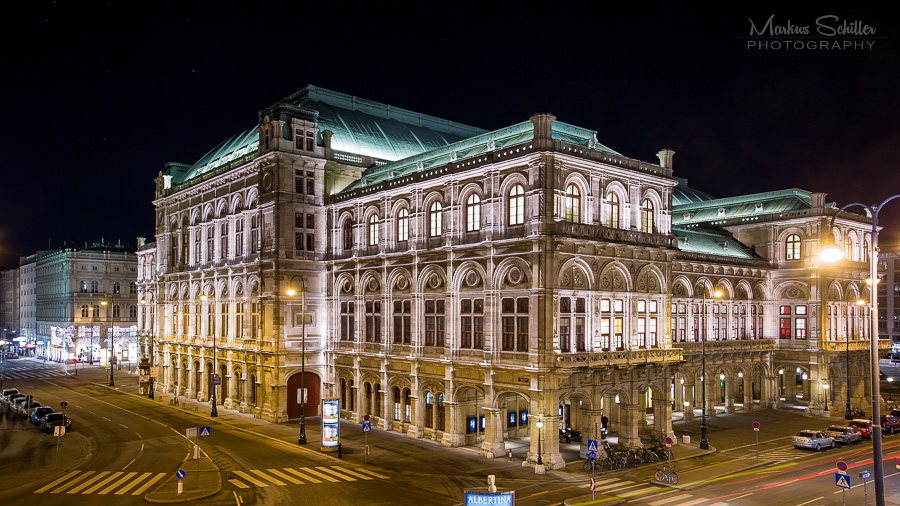 Vienna Opera by spike83
