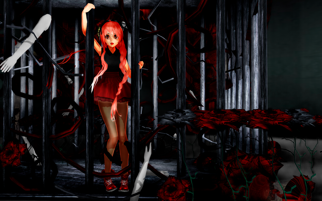 cage by Polina-PG