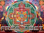 Free Tibet by crusti