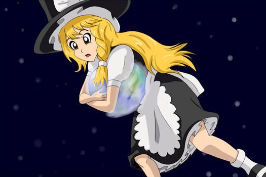 Giantess Marisa