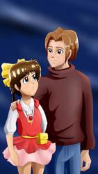 Shawn and Pastel Yumi