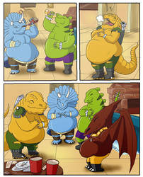 Extreme Dinosaurs weight gain-pg2