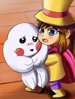 Hat saves seal