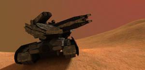 MBT Q-N2 Dune Tank 4th Gen