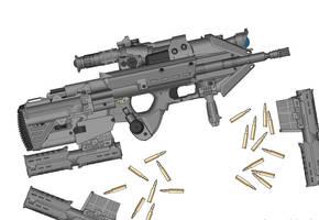 AK-50 Aushkikar by MrJumpManV4