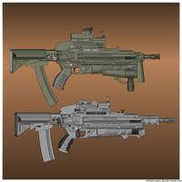 Geni Tactical by MrJumpManV4