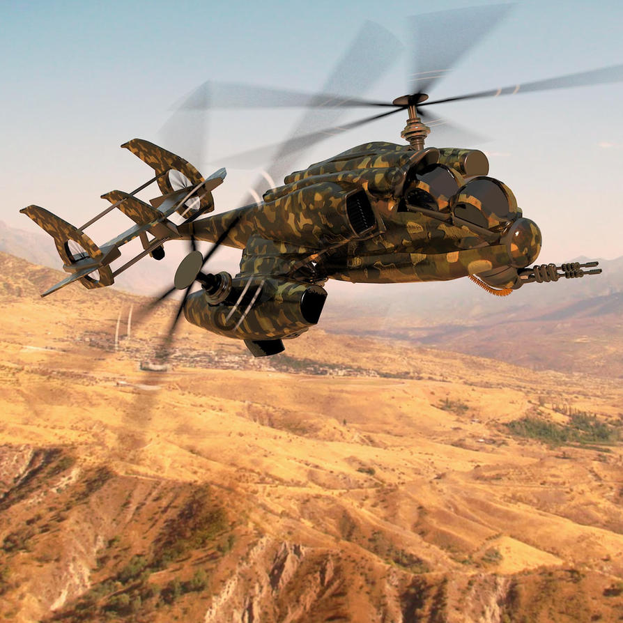 AH-235 Yitzenhak by MrJumpManV4