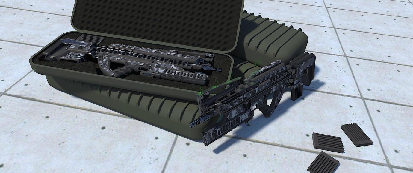 AFR-T21 Zeal by MrJumpManV4