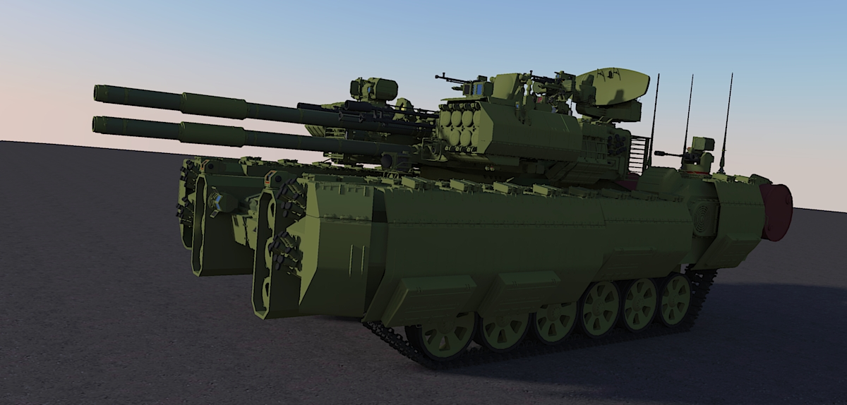 Flaketom Tank Render by MrJumpManV4