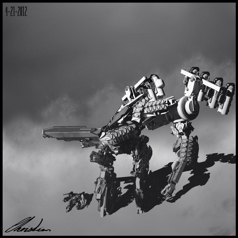 Breather-Experimental Platform by MrJumpManV4