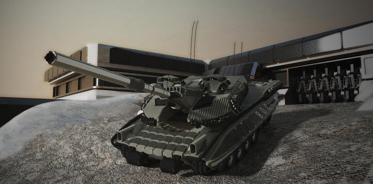APOSTLE-C3 HCV TANK by MrJumpManV4