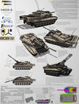 BISHOP-1A7 MBT