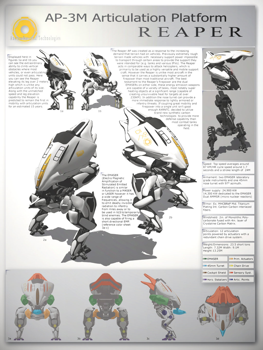 Reaper Articulation Platform by MrJumpManV4
