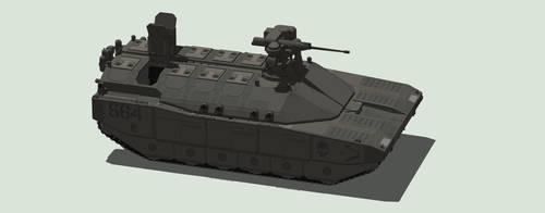 X4 Centurion IFV Variant