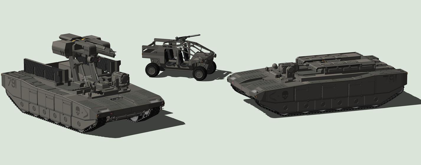 XA4 Centurion MGS Variant by MrJumpManV4