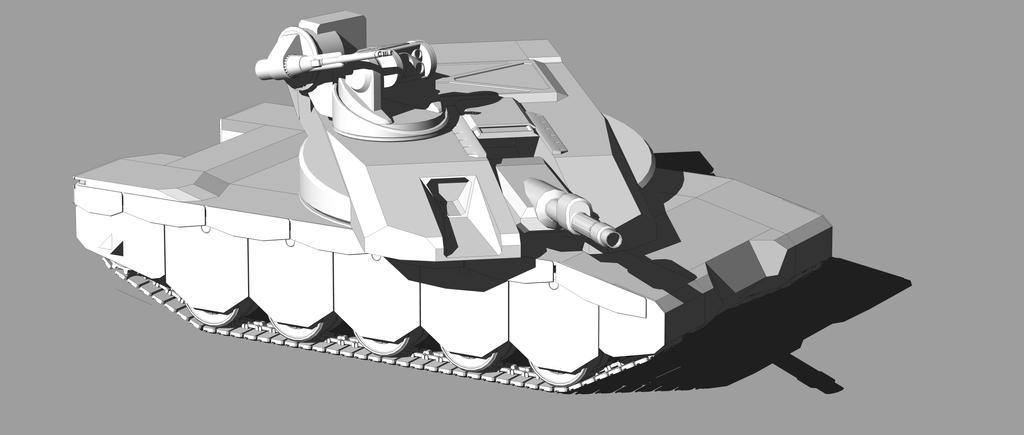 Black Rhino WIP by MrJumpManV4