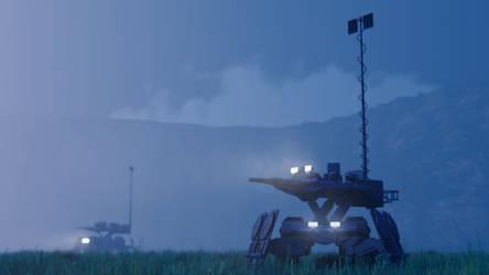Pridwen AU-12 T20 Patrol