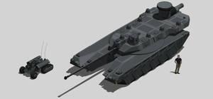 Caracal UGV variant