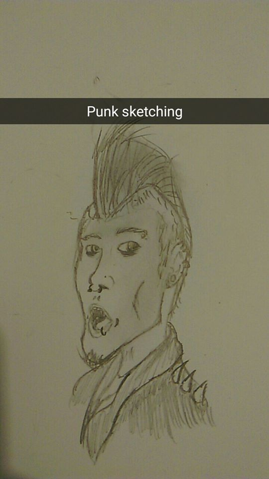 Punk guy by Trip-mod