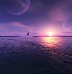 Dawning of Dreams by ChaosEmeraldHunter