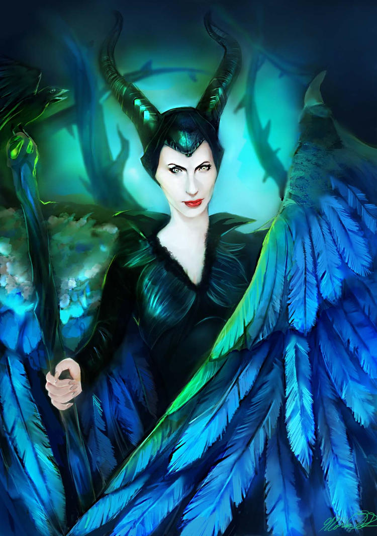 COSPLAY BABES Maleficent Playing Solo  XVIDEOSCOM