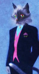 Mr. Katsuit by YETI000
