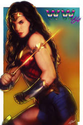 Wonderwoman 84 by YETI000