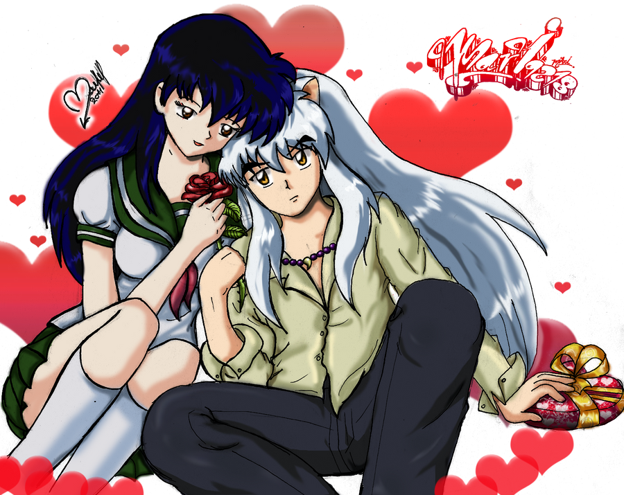 Kagome Has a Baby Fan Fiction Bing images