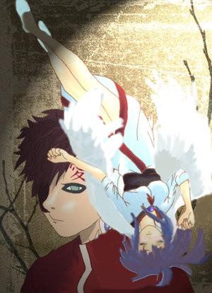 Fallen Angel - Gaahina by Yochimai