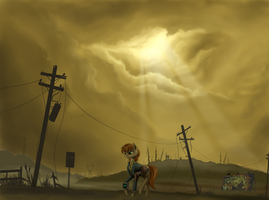 Wasteland by Pony-Way
