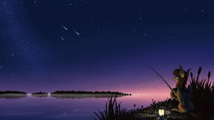 Shooting stars by Pony-Way