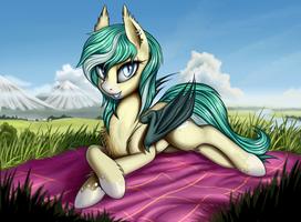 Icy Breeze by Pony-Way