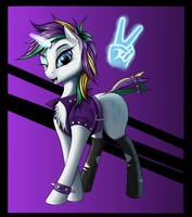 Raripunk by Pony-Way