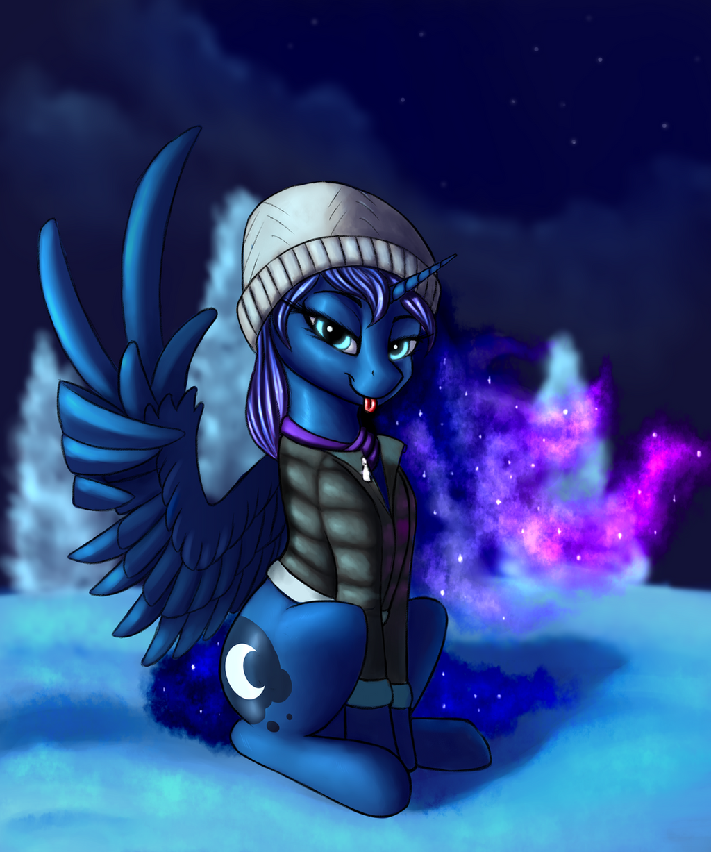 Luna by Pony-Way