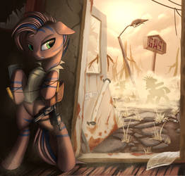 Fallout by Pony-Way