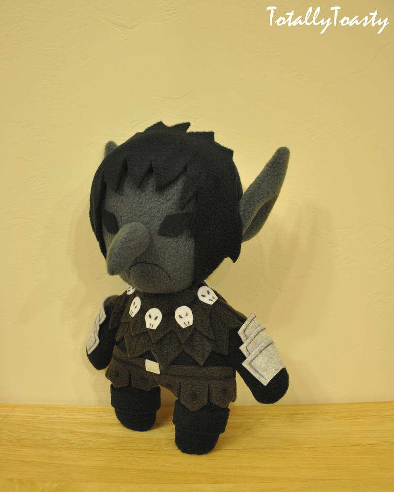 Blix Plushie - Legend by hiyoko-chan on DeviantArt