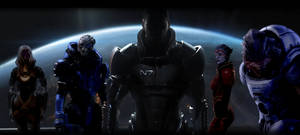 Mass Effect 3 - The Fantasy