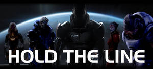 Mass Effect 3 - Hold the Line