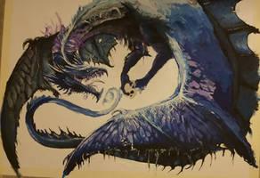 Blue by twistedm1